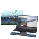 DecalGirl DX15-ATCLOUDS Dell XPS 15 (9560) Skin - Above The Clouds (Skin Only)
