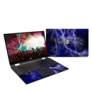 DecalGirl DX95-APOC-BLU Dell XPS 15 2-in-1 (9575) Skin - Apocalypse Blue (Skin Only)