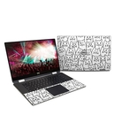 DecalGirl DX95-MOODYCATS Dell XPS 15 2-in-1 (9575) Skin - Moody Cats (Skin Only)