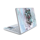 DecalGirl HC11-ILLUSIVE HP Chromebook 11 Skin - Illusive by Nature (Skin Only)