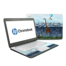 DecalGirl HC14-ATCLOUDS HP Chromebook 14 Skin - Above The Clouds (Skin Only)