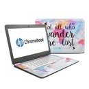DecalGirl HC14-WAND HP Chromebook 14 Skin - Wander (Skin Only)