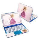 DecalGirl HP Stream 11 Notebook Skin - Perfectly Pink