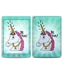 DecalGirl IPD5-BEYOUNI Apple iPad 5th Gen Skin - Be You Unicorn (Skin Only)