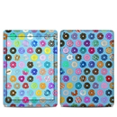 DecalGirl IPD6-DONUTPARTY Apple iPad 6th Gen Skin - Donut Party (Skin Only)