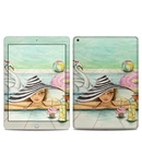 DecalGirl IPD6-POOLPARTY Apple iPad 6th Gen Skin - Delphine at the Pool Party (Skin Only)