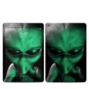 DecalGirl IPD7G-ABD-GRN Apple iPad 7th Gen Skin - Abduction (Skin Only)
