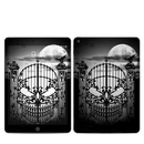 DecalGirl IPD7G-ABHOPE Apple iPad 7th Gen Skin - Abandon Hope (Skin Only)