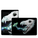 DecalGirl IPD7G-ACTIASVULPES Apple iPad 7th Gen Skin - Actias Vulpes (Skin Only)