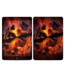 DecalGirl IPD7G-AFTERMATH Apple iPad 7th Gen Skin - Aftermath (Skin Only)