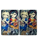 DecalGirl IPD7G-ALCSNW Apple iPad 7th Gen Skin - Alice & Snow White (Skin Only)
