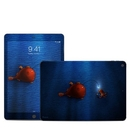 DecalGirl IPD7G-ANGLERFISH Apple iPad 7th Gen Skin - Angler Fish (Skin Only)