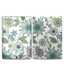 DecalGirl IPD7G-ANTIQUENO Apple iPad 7th Gen Skin - Antique Nouveau (Skin Only)