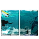 DecalGirl IPD7G-HITTHEWAVES Apple iPad 7th Gen Skin - Hit The Waves (Skin Only)