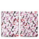 DecalGirl IPDA19-BURLYQ Apple iPad Air 2019 Skin - Burly Q Shoes (Skin Only)