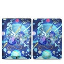 DecalGirl IPDP-COMEIN Apple iPad Pro 12.9 (1st Gen) Skin - We Come in Peace (Skin Only)