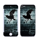 DecalGirl IPT6-NVRMORE Apple iPod Touch 6G Skin - Nevermore (Skin Only)