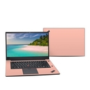 DecalGirl LEX12-SS-PCH Lenovo ThinkPad X1 Extreme (2nd Gen) Skin - Solid State Peach (Skin Only)