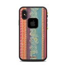 DecalGirl LFAX-FPICKED Lifeproof iPhone X Fre Case Skin - Fresh Picked (Skin Only)