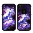DecalGirl LFI7-ACRGAL Lifeproof iPhone 7-8 Fre Case Skin - Across the Galaxy (Skin Only)