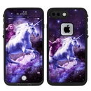 DecalGirl LFI7P-ACRGAL Lifeproof iPhone 7-8 Plus Fre Case Skin - Across the Galaxy (Skin Only)
