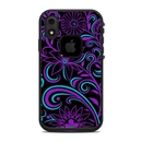 DecalGirl LFIXR-FASCSUR Lifeproof iPhone XR Fre Case Skin - Fascinating Surprise (Skin Only)