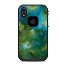 DecalGirl LFIXR-FLUIDITY Lifeproof iPhone XR Fre Case Skin - Fluidity (Skin Only)