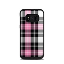 DecalGirl LFS8-PLAID-PNK Lifeproof Galaxy S8 Fre Case Skin - Pink Plaid (Skin Only)