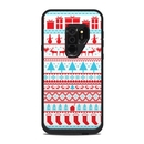 DecalGirl LFS9P-COMFYCHR Lifeproof Galaxy S9 Plus Fre Case Skin - Comfy Christmas (Skin Only)