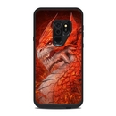 DecalGirl LFS9P-FLAMEDRGN Lifeproof Galaxy S9 Plus Fre Case Skin - Flame Dragon (Skin Only)