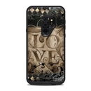 DecalGirl LFS9P-LOVESEMBR Lifeproof Galaxy S9 Plus Fre Case Skin - Love's Embrace (Skin Only)