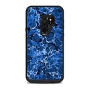 DecalGirl LFS9P-MRBLBUBL Lifeproof Galaxy S9 Plus Fre Case Skin - Marble Bubbles (Skin Only)