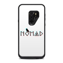 DecalGirl LFS9P-NOMAD3D Lifeproof Galaxy S9 Plus Fre Case Skin - Nomad 3D (Skin Only)