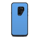 DecalGirl LFS9P-SS-BLU Lifeproof Galaxy S9 Plus Fre Case Skin - Solid State Blue (Skin Only)