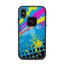 DecalGirl LFXSM-ACID Lifeproof iPhone XS Max Fre Case Skin - Acid (Skin Only)
