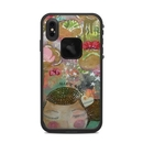 DecalGirl LFXSM-ALLOWMAGIC Lifeproof iPhone XS Max Fre Case Skin - Allow Magic (Skin Only)