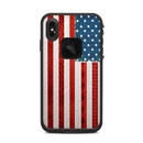 DecalGirl LFXSM-AMTRIBE Lifeproof iPhone XS Max Fre Case Skin - American Tribe (Skin Only)