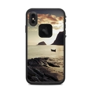 DecalGirl LFXSM-ANCH Lifeproof iPhone XS Max Fre Case Skin - Anchored (Skin Only)