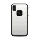 DecalGirl LFXSM-STAMPED Lifeproof iPhone XS Max Fre Case Skin - Stamped Diamond (Skin Only)