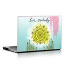 DecalGirl LS-LIVECREATIVE Laptop Skin - Live Creative (Skin Only)