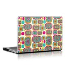 DecalGirl LS-PODFLWR Laptop Skin - Pod Flowers (Skin Only)