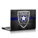 DecalGirl LS-PROTSERV Laptop Skin - Protect and Serve (Skin Only)