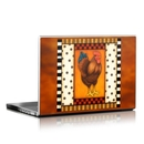 DecalGirl LS-ROOSQR Laptop Skin - Rooster Square (Skin Only)