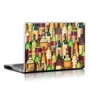 DecalGirl LS-TIMEWINE Laptop Skin - Time For Wine (Skin Only)