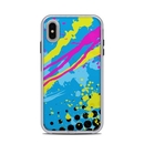 DecalGirl LSIPXM-ACID Lifeproof iPhone XS Max Slam Case Skin - Acid (Skin Only)