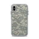 DecalGirl LSIPXM-ACUCAMO Lifeproof iPhone XS Max Slam Case Skin - ACU Camo (Skin Only)