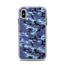 DecalGirl LSIPXM-SCAMO Lifeproof iPhone XS Max Slam Case Skin - Sky Camo (Skin Only)