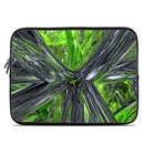 DecalGirl Laptop Sleeve - Emerald Abstract