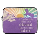 DecalGirl LSLV-AFRIEND Laptop Sleeve - A Friend Recently