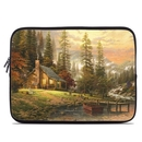 DecalGirl Laptop Sleeve - A Peaceful Retreat